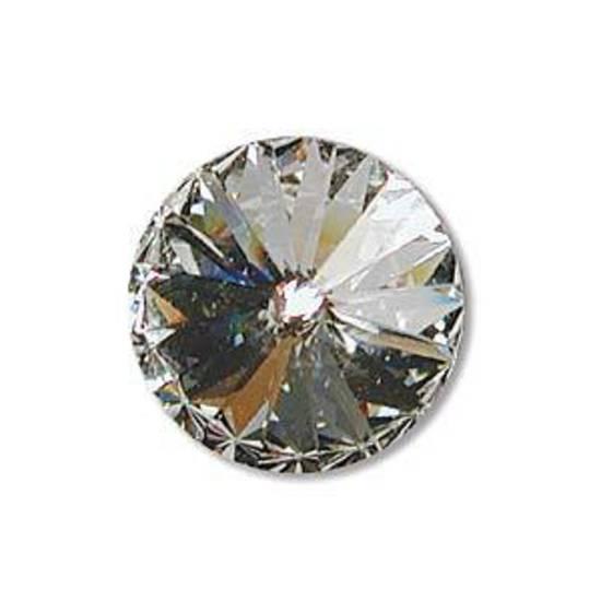 Swarovski Rivoli, Crystal