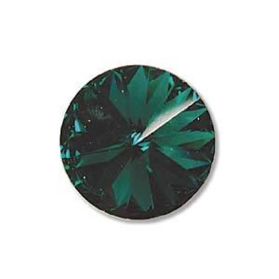 Swarovski Rivoli, Emerald