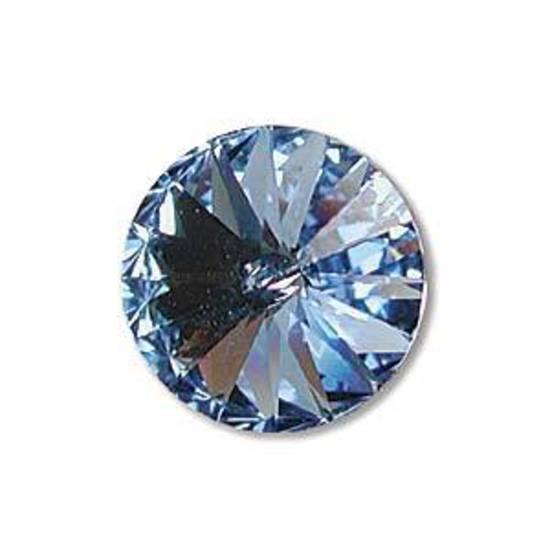 Swarovski Rivoli, Light Sapphire