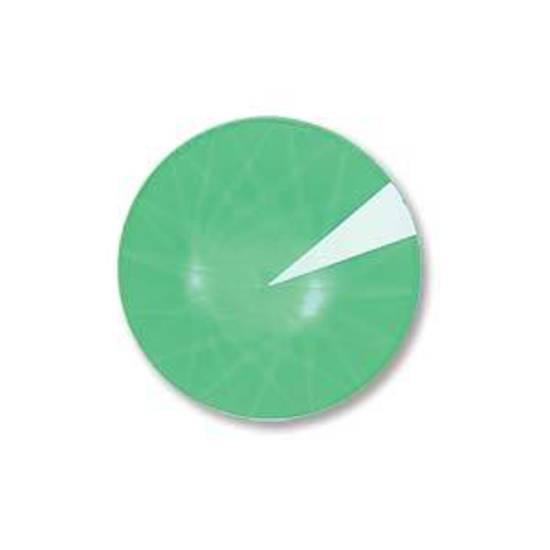 Swarovski Rivoli, Ultra Green
