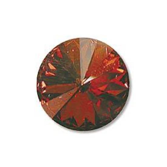 Swarovski Rivoli, Crystal Copper