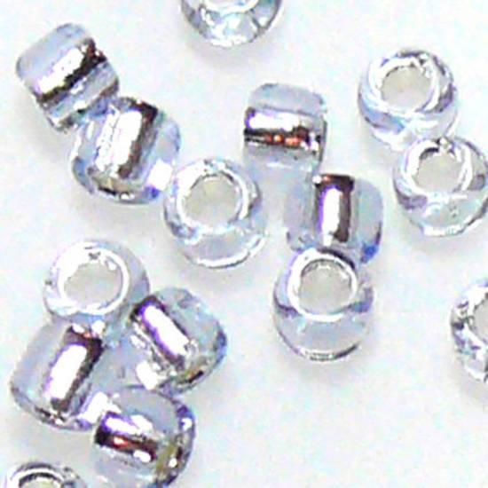 Matsuno size 11 round: 19C - Light Sapphire