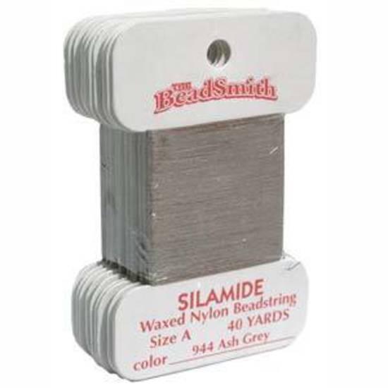 Silamide: 40 yard card - Ash Grey