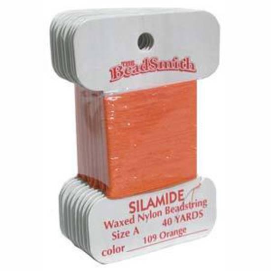Silamide: 40 yard card - Orange