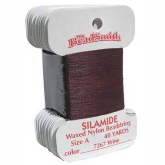 Silamide: 40 yard card - Wine