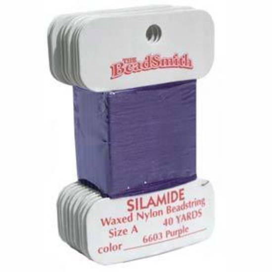 Silamide: 40 yard card - Purple