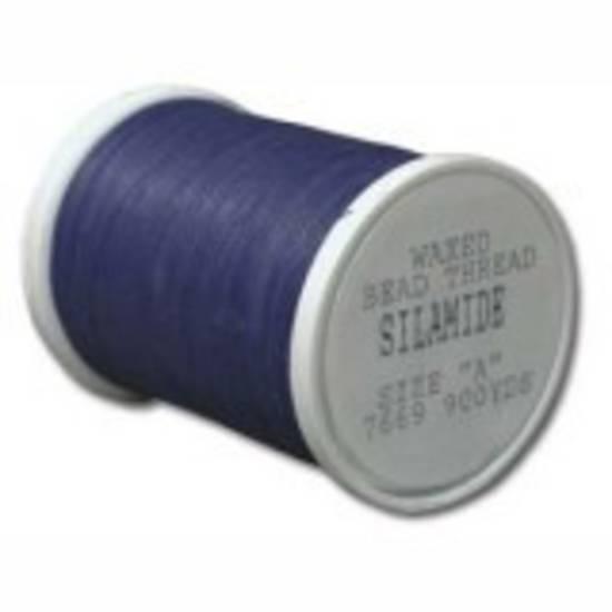 Silamide: 900 yard spool - Royal Blue