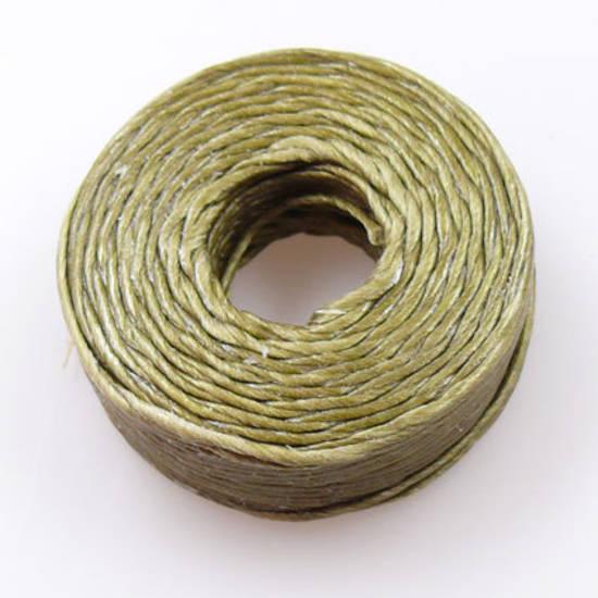 1mm Cotton 'Sinew' Cord - Khaki