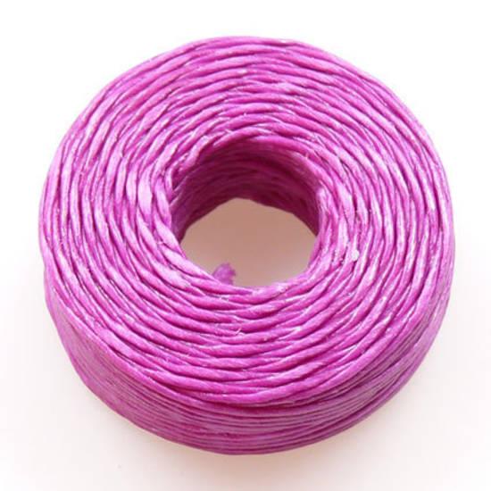 1mm Cotton 'Sinew' Cord - Fuchsia