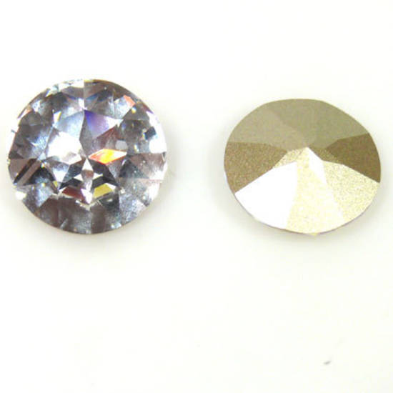 27mm Swarovski 1201 Stone, Crystal