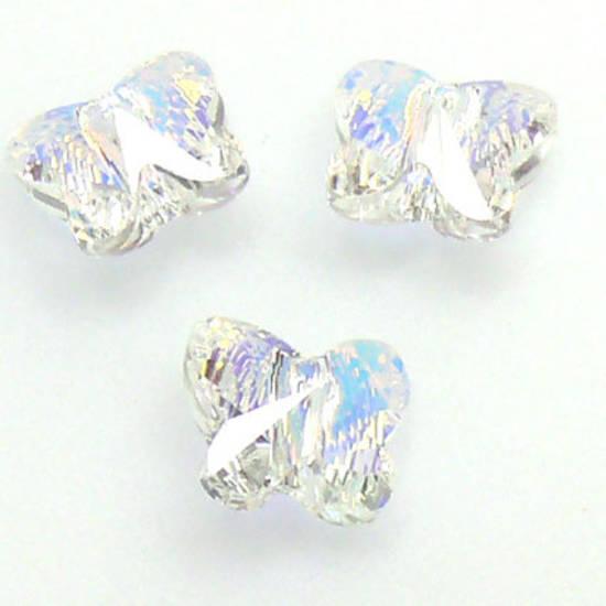 Swarovski Crystal Butterfly, Crystal AB