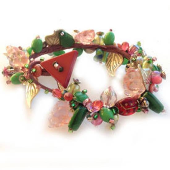 Vineyard Garden Bracelet KITSET: Spring