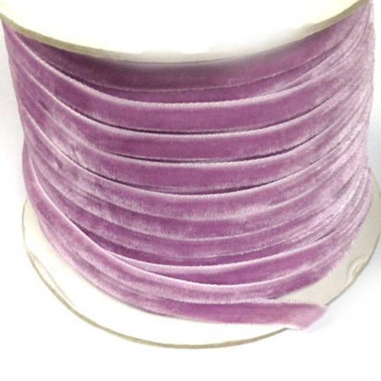 Velvet Ribbon - Mauve