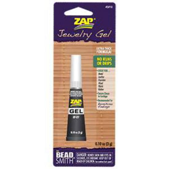 Zap Jewellery Gel (3gm tube)