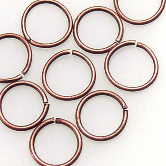 10mm Jumpring: Copper