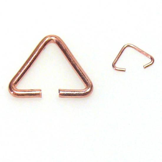 Triangle Bail, copper