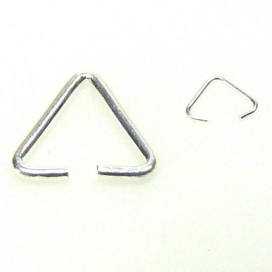 Triangle Bail, silver
