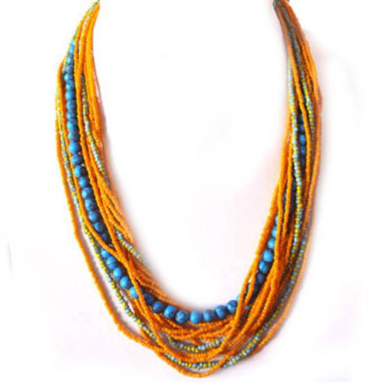 Summer Queen Necklace KITSET: Morocco