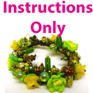 DOWNLOAD: Garden Bracelet. Click on picture for link.