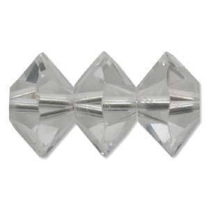 6mm Swarovski Crystal Spacer (5305) - Crystal