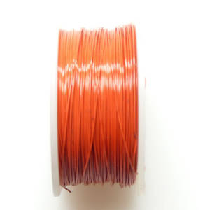 CLEARANCE: Artistic Wire, Orange, 28 gauge