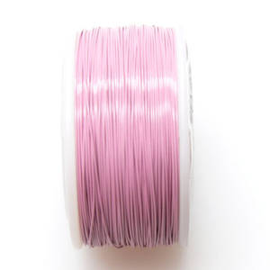 CLEARANCE: Artistic Wire, Pink, 28 gauge