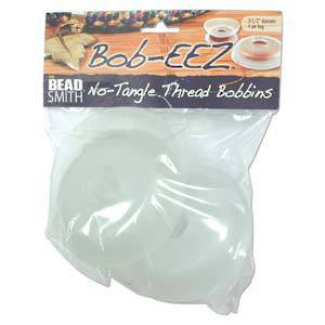 NEW! No tangle bobbin - 89mm - 4 pack.