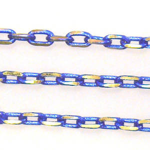 Coloured Chain: Royal Blue (3mm)