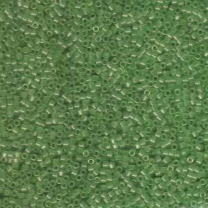 Delica, colour 1414 - Mint transparent