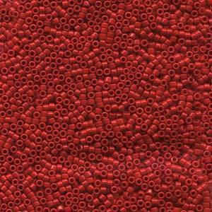 Delica, colour 723 - Opaque Dark Cranberry