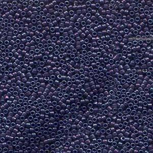 Delica, colour 135 - Metallic Midnight Purple