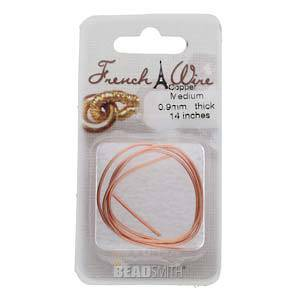 Medium French Wire (Gimp): Copper