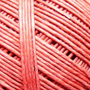 CLEARANCE: Hemp: Red, 1.5mm medium - per 90m ball