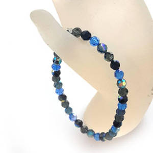KITSET: Swarovski Crystal Bracelet - Deeps