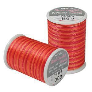 Miyuki Crochet Thread: 002 Tango