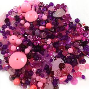 Acrylic Mix: Hot Pinks