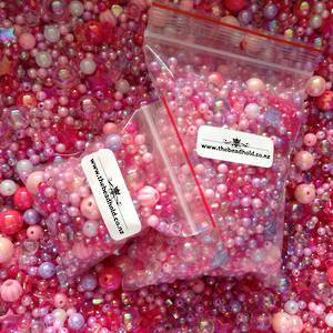 Acrylic Mix: Pinks