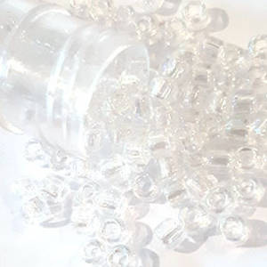 Matsuno size 6 round: 131 - Crystal Clear