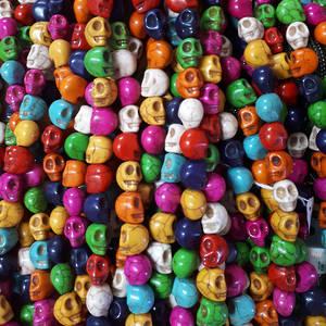 Small Skull Strand (31 beads)