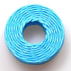 1mm Cotton 'Sinew' Cord - Aqua