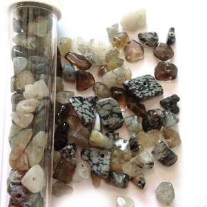 Semi-Precious Chip Mix - Night Sky (tall tube)