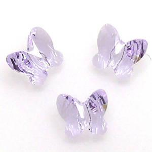Swarovski Crystal Butterfly, Violet