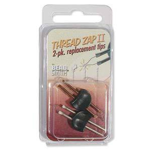 Thread Zapper Replacement Tips: for small thread zapper