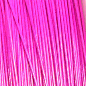 Tigertail Beading Wire: 100m roll - Neon Pink,