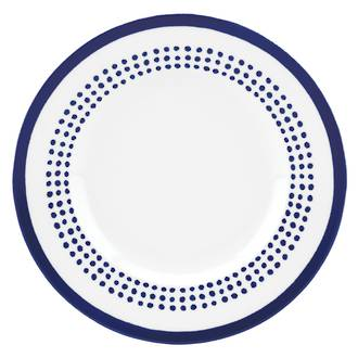 kate spade new york Charlotte Street East Accent Plate 23cm