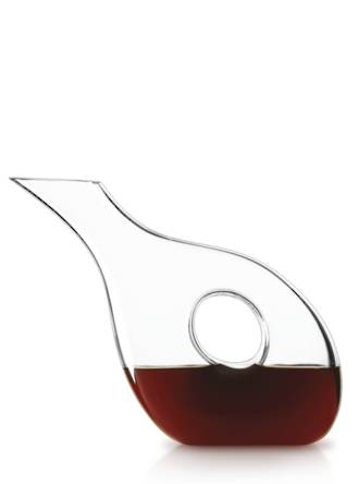 Tuscany Pierced Decanter