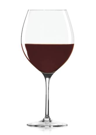 Tuscany Red Wine, Set of 6