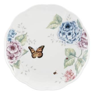 Butterfly Meadow Hydrangea Dinner Plate 27cm