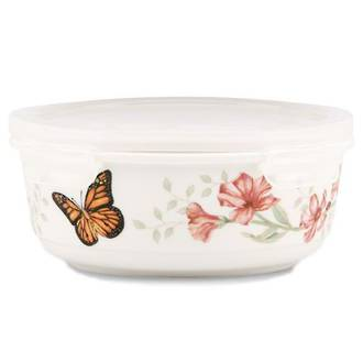 Butterfly Meadow Round Serve 'n' Store 16cm