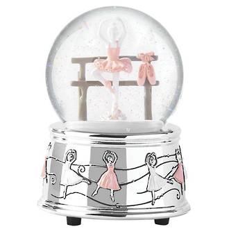 Ballerina Water Globe
